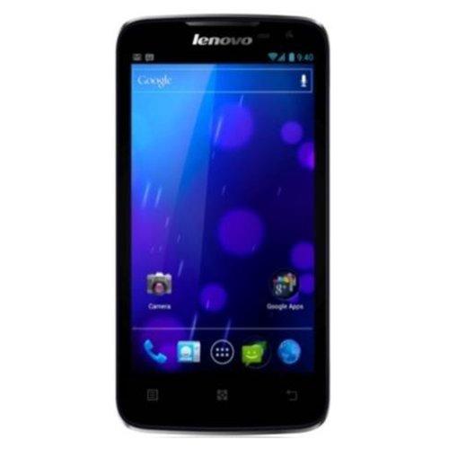Lenovo 联想 A820 Android4.1系统 1.2GHz四核处理器 800万像素 4.5英寸屏幕 (深紫灰 联通定制)-图片
