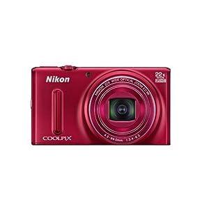 尼康(Nikon) COOLPIX S9600 1500万像素 数码卡片机