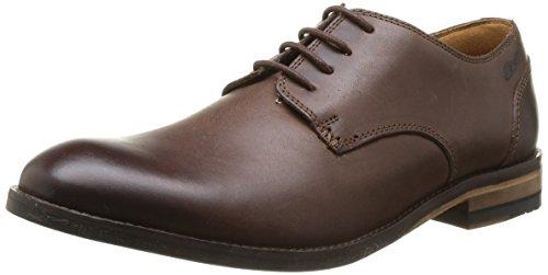Clarks 男 正装鞋Exton Walk 261077447