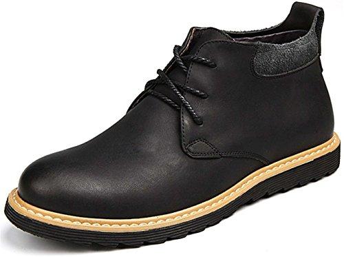 Guciheaven 时尚男士皮鞋 中帮马丁靴 商务休闲皮鞋 正装皮鞋 驾车鞋 男士休闲鞋 高帮皮鞋 男鞋11A609