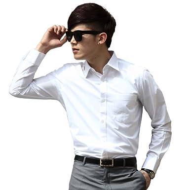 男士衬衣商务正装长袖衬衫
