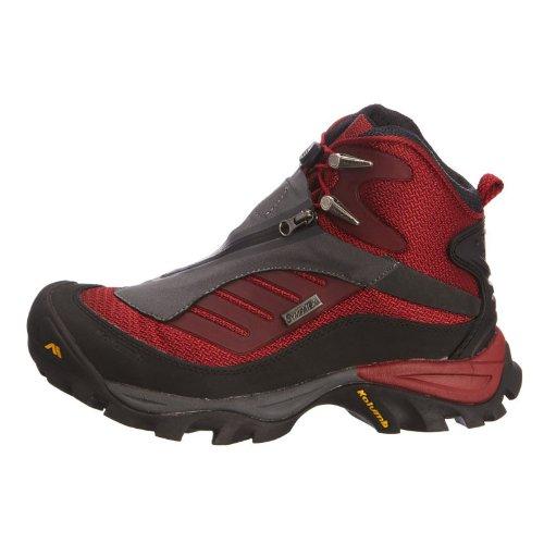 Kolumb 哥仑步 女子透气/防滑/耐磨/抗菌户外徒步鞋 402791 红色