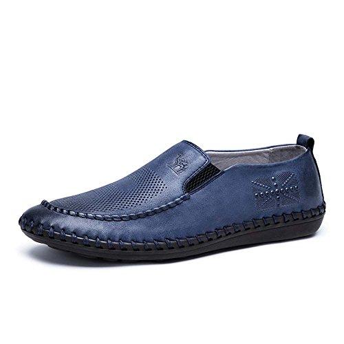 Camel 骆驼 男鞋 青春潮流复古手工鞋日常透气潮鞋 2015夏季新款