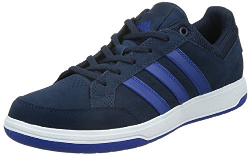 adidas 阿迪达斯 TENNIS CULTURE 男 网球鞋oracle VI STR Suede  S41868 学院藏青蓝/学院蓝/白 44 (UK 10)