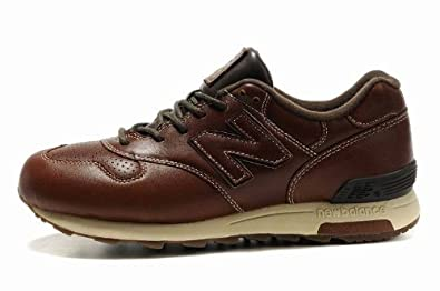 New Balance 新百伦 头层皮 1400系列复古慢跑鞋 棕色男款1400LBR