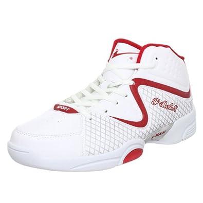 Double Star 双星 篮球运动系列防滑橡胶大底男式篮球鞋 L52258