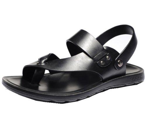 Camel骆驼牌 休闲凉鞋款 魅力风采 时尚率性 清爽透气 优雅从容 优质牛皮 耐磨橡胶 户外凉鞋