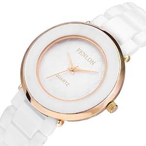 京东商城   格玛仕gemax 女士手表 陶瓷表 石英表 时尚手表 高清图片