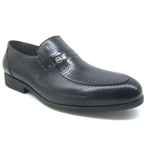 Goldlion 金利来 2013夏 新款 正品 免邮 牛皮 商务正装 套脚 透气镂空 洞洞鞋 男 凉鞋