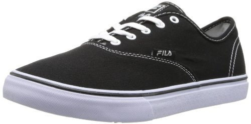 fila 小白鞋 手绘图案