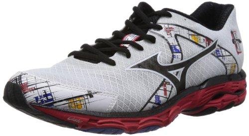 Mizuno 美津浓 次顶级缓冲型 男 跑步鞋WAVE INSPIRE 10  J1GC144409