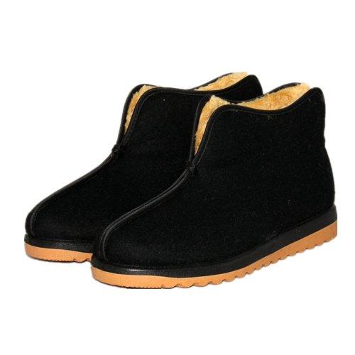 玉兰 老北京棉鞋 中老年男棉鞋1616-106