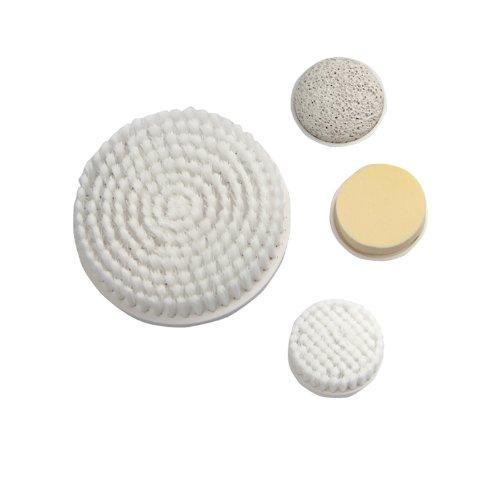 GESS 德国品牌 GESS687P清洁仪刷头 洗脸器洁面仪配件 深层清洁美容仪毛孔清洁器-图片