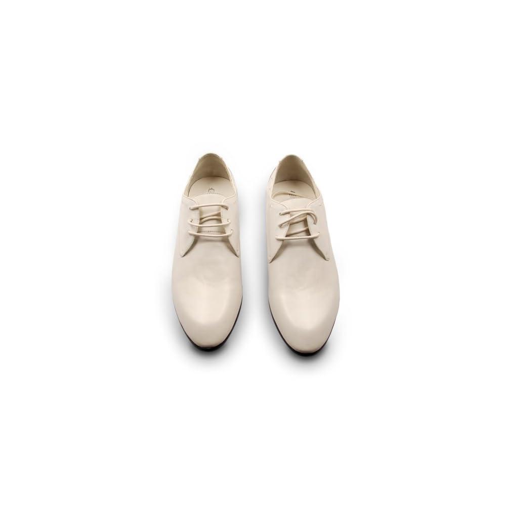 egey爱格爱伊 ae-2牛皮白皮鞋