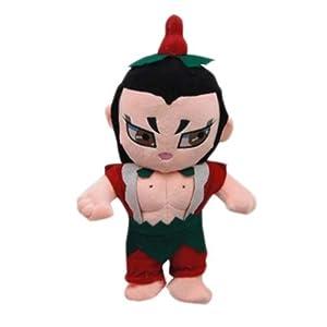 好幼礼 毛绒玩具葫芦娃公仔 金刚葫芦娃兄弟 动漫玩偶
