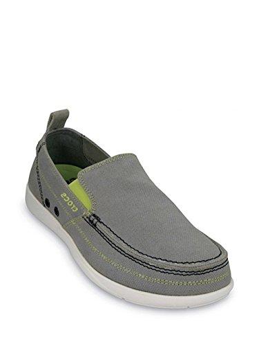 crocs 卡骆驰 男性沃尔卢低帮帆布鞋11270-00J