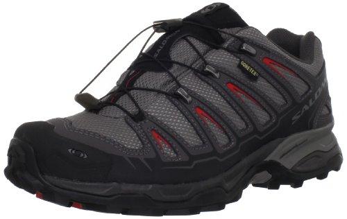Salomon 萨洛蒙 男 徒步鞋SHOES X ULTRA GTX® DETROIT/AUTOBAHN/RD  309083 底特律灰 44 (UK 9.5)