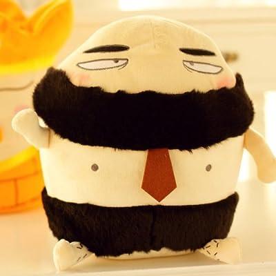 米朵 创意玩具/整蛊/搞笑/西游记系列猥琐神教公仔 生日礼物 (沙和尚)