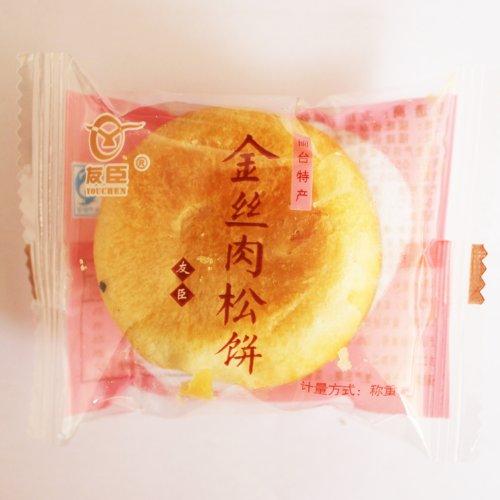 友臣/有臣金丝特产饼40g*45个福建拌饭韩式肉松图片肥牛图片