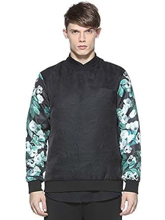 trendiano 男式 圆领套头印花提花卫衣外套 3151042150510