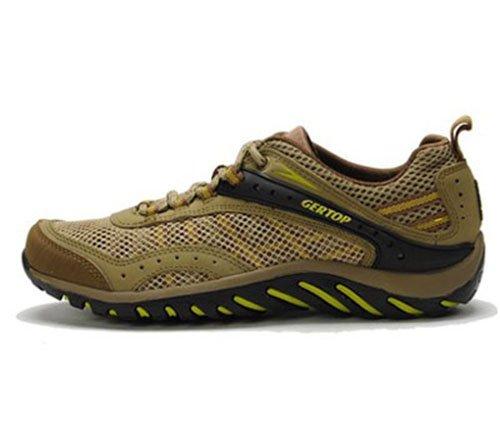 GERTOP 德意志山峰户外鞋 超轻透气网布鞋 男徒步鞋 X2332034