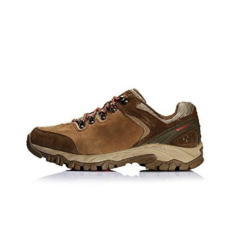 Toread 探路者 男鞋春夏户外登山鞋徒步鞋户外鞋运动鞋男透气TFAB91608代