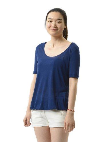 ZUCZUG/ 素然 Z系列 女式 透明薄针织布T恤 Z111TS06
