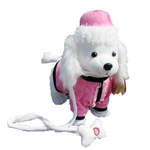 可爱的玩具小狗