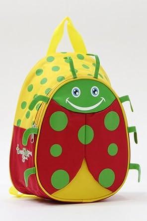 smart pack 动物造型儿童双肩背包 小瓢虫