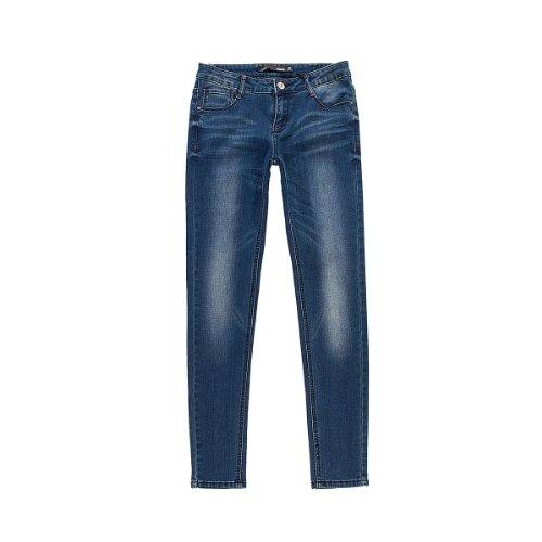 Semir 森马 女式 小脚牛仔长裤 15242412002