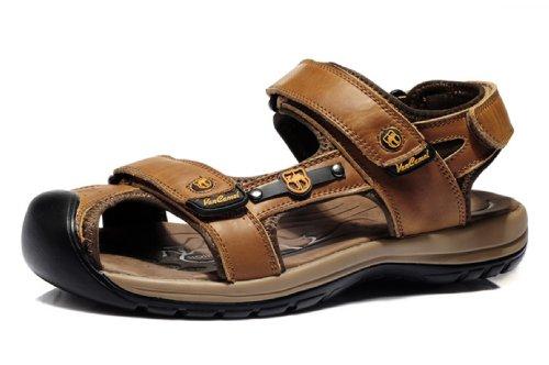 VanCamel西域骆驼 英伦涉溪鞋 清凉舒适款 旅行必备鞋 防滑耐磨底 户外休闲凉鞋 夏季男凉鞋