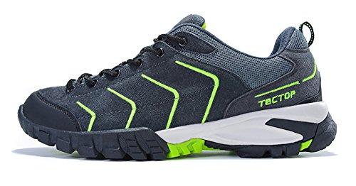 TECTOP 探拓 登山鞋男 春秋季户外鞋旅游鞋防水运动徒步鞋透气