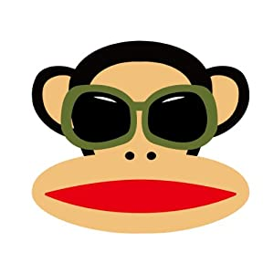 ky 卡艺 汽车贴纸 大嘴猴paulfrank 大嘴猴 头像 表情