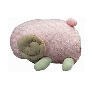 誉航 可爱粉色小绵羊小羊羊玩具 毛绒公仔 情侣多利羊