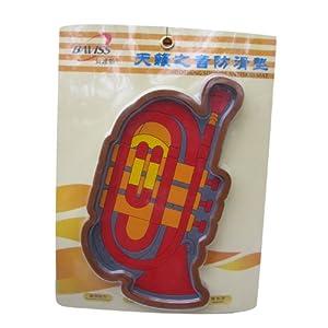 台盆型止滑垫 萨克斯 进口橡胶制作 无毒无味 耐高低温 巧妙的盆型设