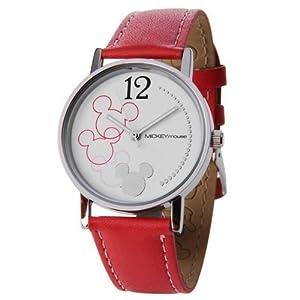皮带儿童手表 76201 (红色);