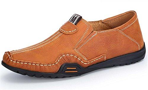Guciheaven 英伦男士皮鞋 时尚商务休闲皮鞋 户外休闲鞋 复古鞋 低帮男鞋JRSPZ6804