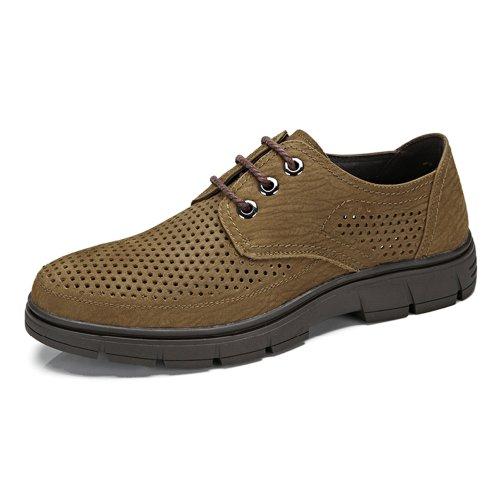 骆驼牌 2014夏季新款潮男鞋日常休闲透气鞋子 W422272008
