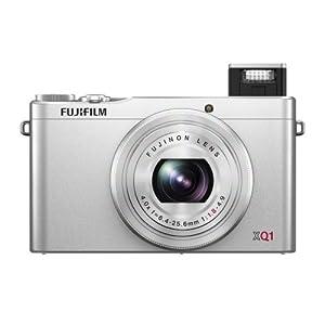 FUJIFILM 富士 XQ1 数码相机(1200万像素/4倍光变/F1.8大光圈/支持WIFI)1299元包邮(赠相机包)