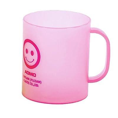 圆柱型--淡粉色
