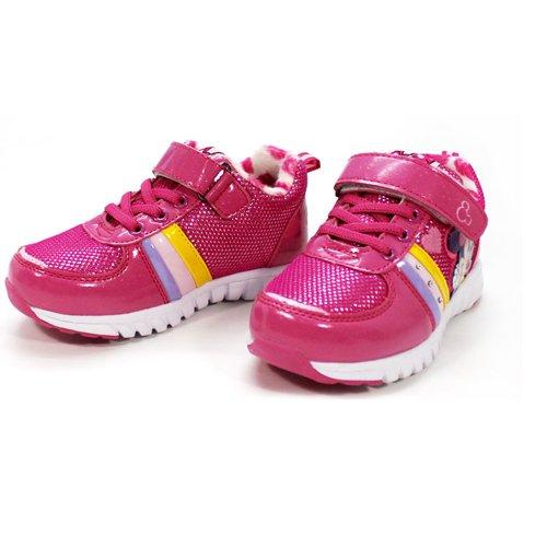 儿童鞋子小学生跑步鞋女童韩版时尚运动鞋