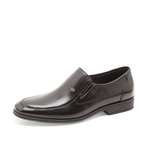 Senda 森达 冬季森达牛皮男单鞋婚鞋系列 2AS01DM1