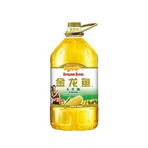 金龙鱼玉米油4L非转基因¥59.9