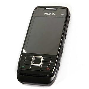 诺基亚E66(Nokia E66)滑盖音乐手机(黑)