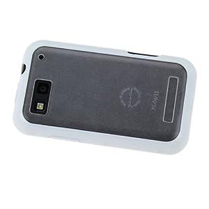 淘美购 摩托罗拉 MOTO DEFY ME525+ MB525 手机套 保护壳 软硬套 白色 送贴膜 包邮