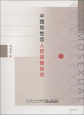 中国同性恋人权保障研究.pdf