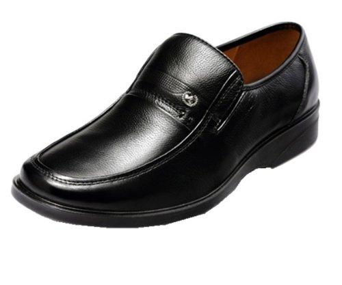 Fuguiniao 富贵鸟 英伦时尚正装男鞋 四季必备款 头层牛皮 正装男皮鞋 耐磨底 高档尊贵 商务男鞋
