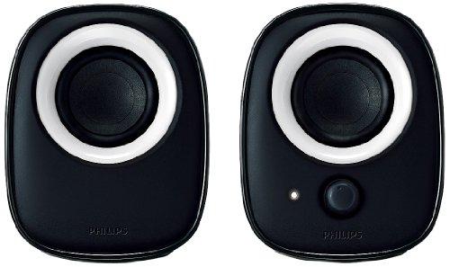 spa2210w浑厚低音 使用方便 支持任何型号 笔记本电脑usb音响 黑白色