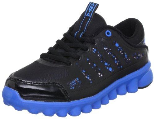 ANTA 安踏 跑步系列 男童 跑步鞋 浅军蓝/黑色 34 31245521-1