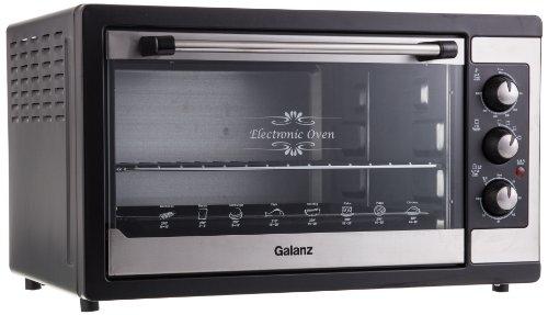 Galanz/格兰仕电烤箱KWS1538J-F5M(38L超大容量 单独调控上下管加热,多层烤位,360°旋转,低温发酵,环保不沾油内胆)-图片